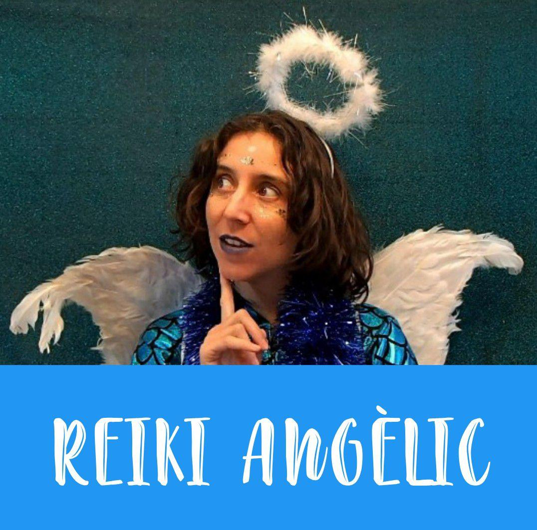Reiki Angèlic